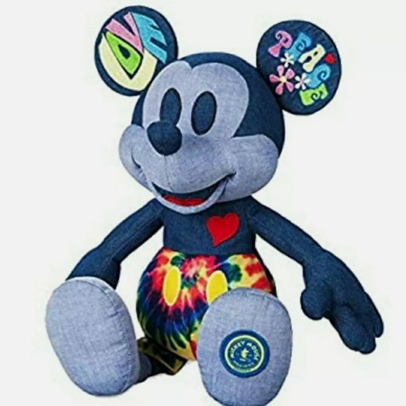 NWT Disney Store Mickey Memories June Plush